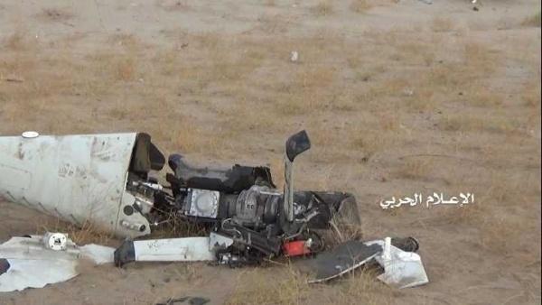 Photo of الحوثيون يعلنون إسقاط طائرة تجسس للتحالف في صعدة