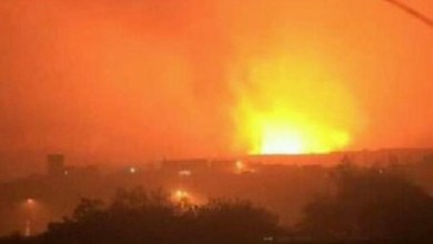 Photo of مليشيا الحوثي تطلق صاروخا اخر على مارب وأنباء عن شهداء بمعسكر تداوين (تفاصيل)