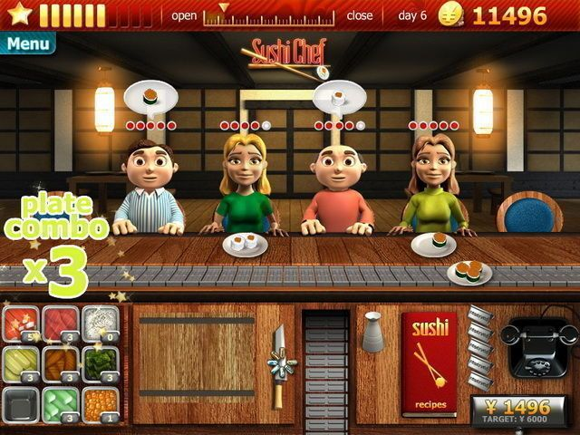 Play Latest Restaurant Games
