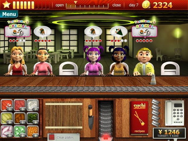 Make Your Own Restaurant Online Game