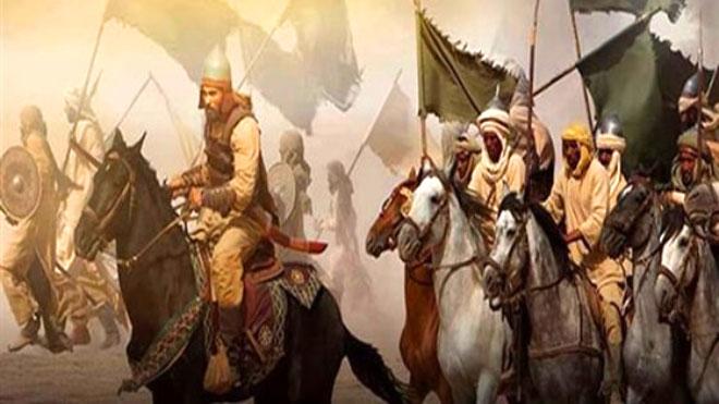 """""""طالع"""" تحول الجيش الاسلامي الى جيش نظامي في عهد الخليفه    الحل"""