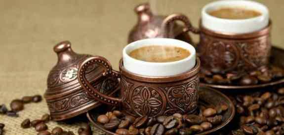 القهوة التركية ومتعة المذاق وفوائدها وطريقة اعدادها