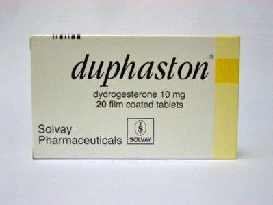 دوفاستون Duphaston العقار المخصص لتثبيت الحمل
