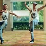 رقصة الزومبا ودورها في خسارة الوزن الزائد .. بالصور