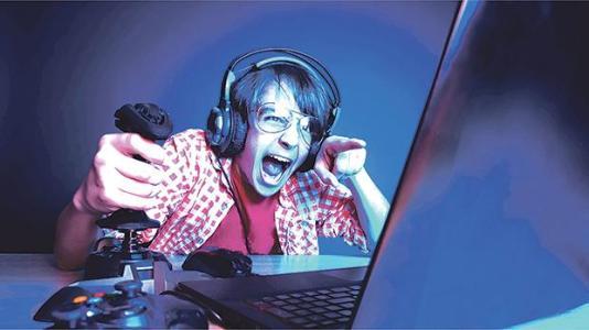 اضرار الالعاب الالكترونية قد تصل الى الموت واقلها الصرع و العدوانية