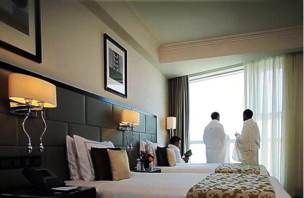 تجربتي في فندق سويس اوتيل مكه