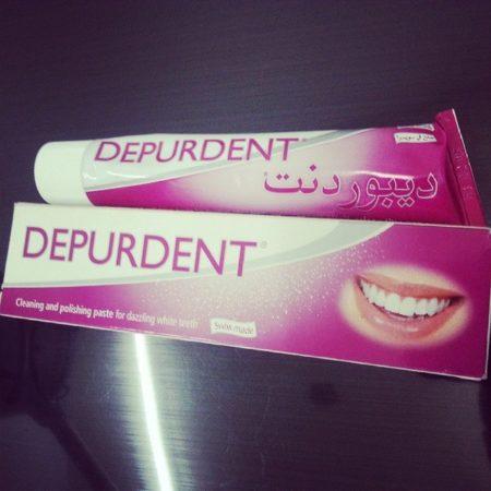 تجربتي مع معجون ديبوردنتلتبييض الاسنان