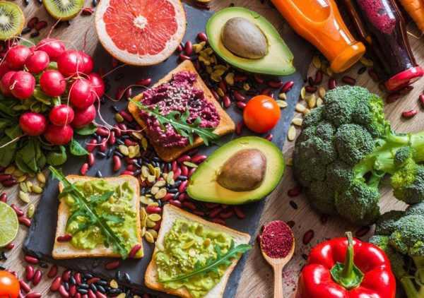 تجربتي مع النظام النباتي والتغيرات في الجسم والصحة