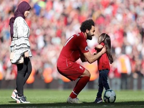 عاجل : زوجة اللاعب محمد صلاح مصابة بالكورونا