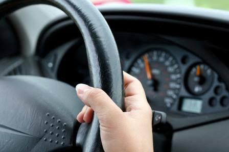 استعلام عن تفويض قيادة سيارة بالخطوات