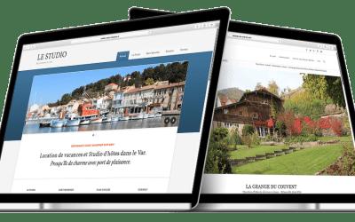 Refonte du site Internet – Albacom Services