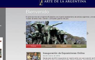 Portal de Arte de la Argentina