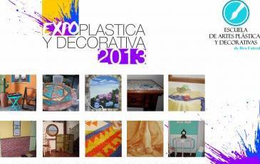 Alba en Expo Plástica y Decorativa 2013