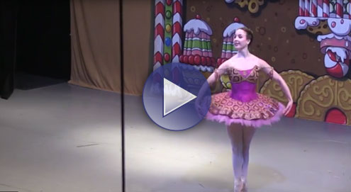 The Nutcracker by Alba Ballet