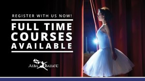 Alba Ballet full time course