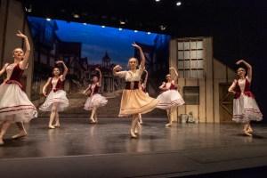 Alba Ballet Coppelia Act 1 Swanhilda
