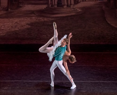 Alba Ballet Auditions for Sleeping Beauty