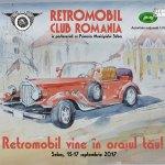 """15-17 septembrie: """"Retromobil vine în orașul tău"""", la Sebeş!"""