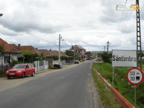 În 19 februarie se va redeschide portiunea de drum şi pasajul suprateran de la Sântimbru