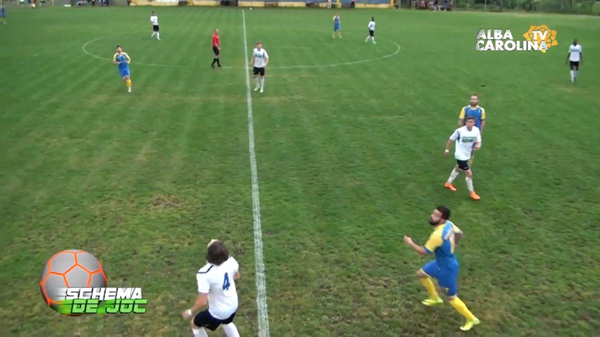 meci fotbal unirea dej industria galda alba carolina tv