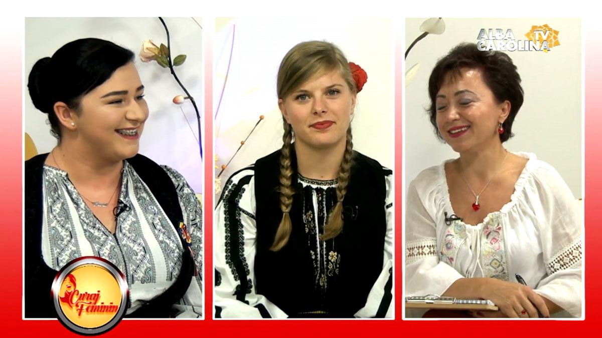 Ancuța Stănuș și Maria Marcu, la Curaj Feminin