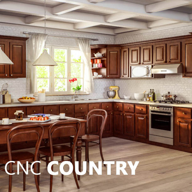 CNC Cabinetry » Alba Kitchen Design Center, Kitchen