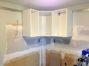 Kitchen Cabinet Installation Step By Step Instructions On How To Install Kitchen Cabinets