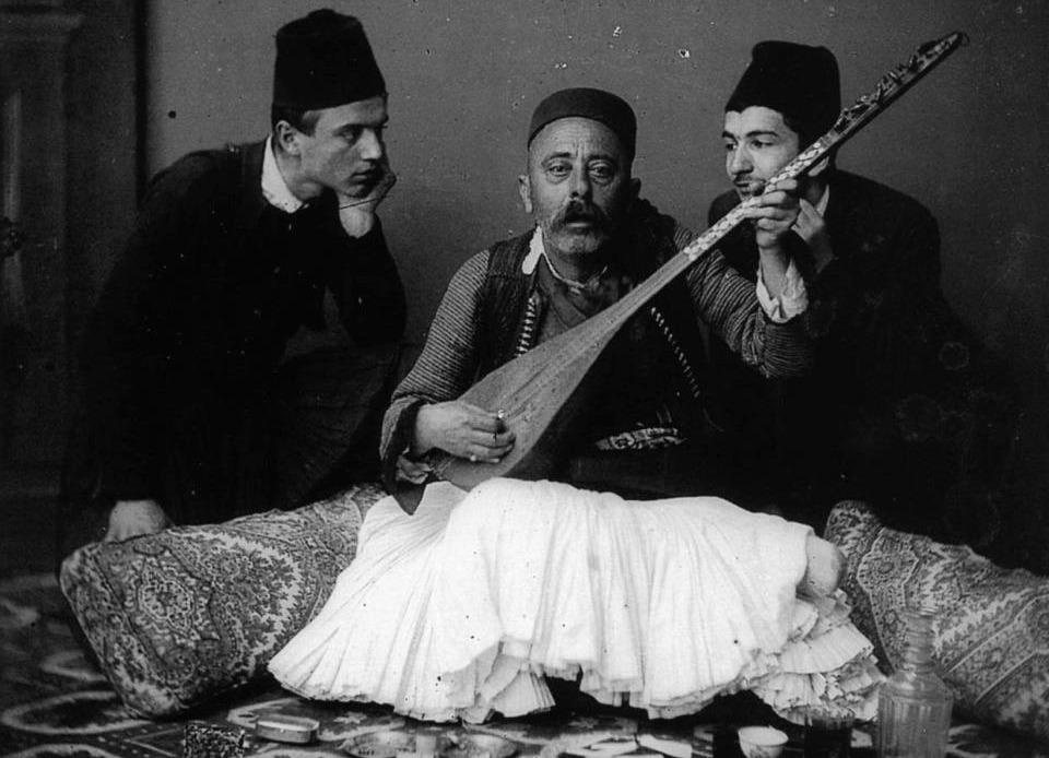 Foto Marubi, 1886