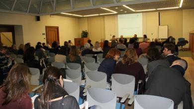 Conferenza a Roma organizzata dall'associazione Occhio Blu