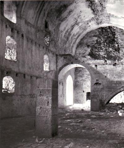 SCUTARI – Cattedrale veneziana all'interno del Castello – Interno