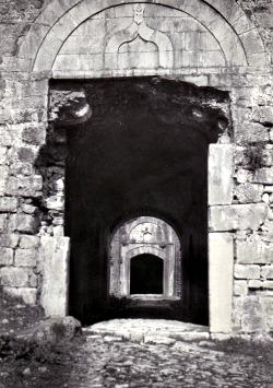 SCUTARI – La porta del Castello