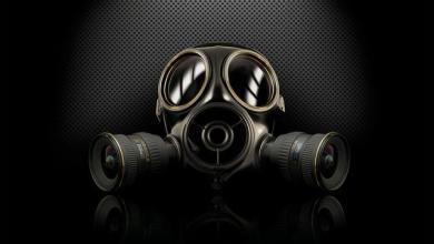 Anti gas