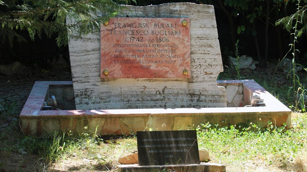 Monumento al Vescovo Francesco Bugliari