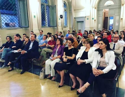 Marubi a Milano Pubblico