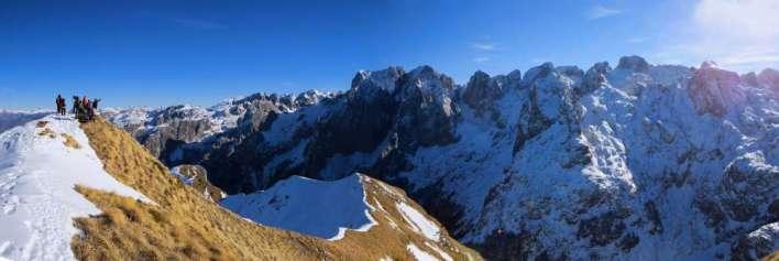 Le Alpi albanesi, Kelmend