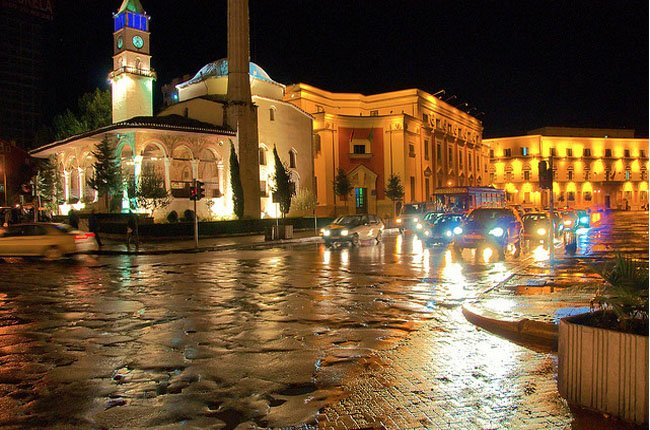 Moschea di Et'hem Bey, Tirana