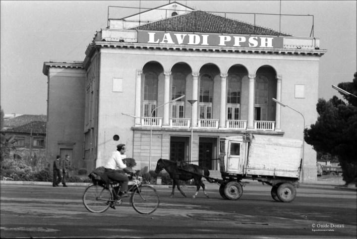 Viaggio Fotografico Scutari 1982
