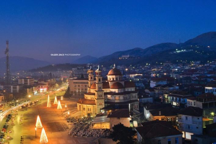 Chiesa Ortodossa Di Korça, Foto Di Olger Zaçe