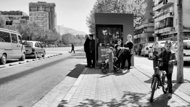 Girare per Tirana col passeggino