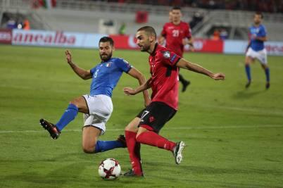 Albania Italia Scutari Sconfitta Albania