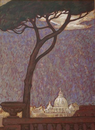 Roma Archinatura la Cupola di S Pietro di Klement Zoraqi