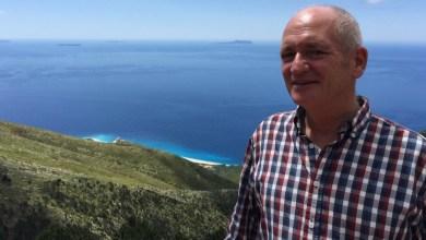 Albania Poetica Panorama del passaggio di Llogara, Robert Elsie