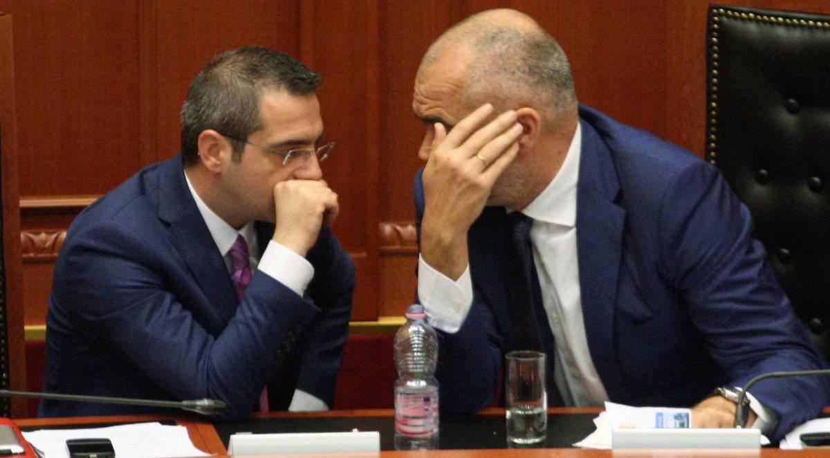 criminalità organizzata Ex ministro degli Interni Saimir Tahiri, Primo Ministro Edi Rama