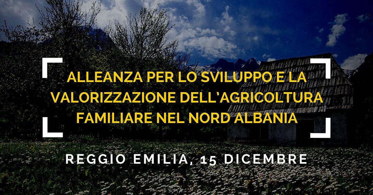 Alleanza per lo Sviluppo e la Valorizzazione dell'Agricoltura Familiare nel Nord Albania