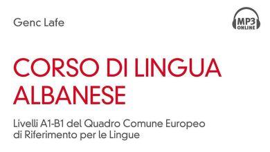 Corso di lingua albanese a cura di Genc Lafe