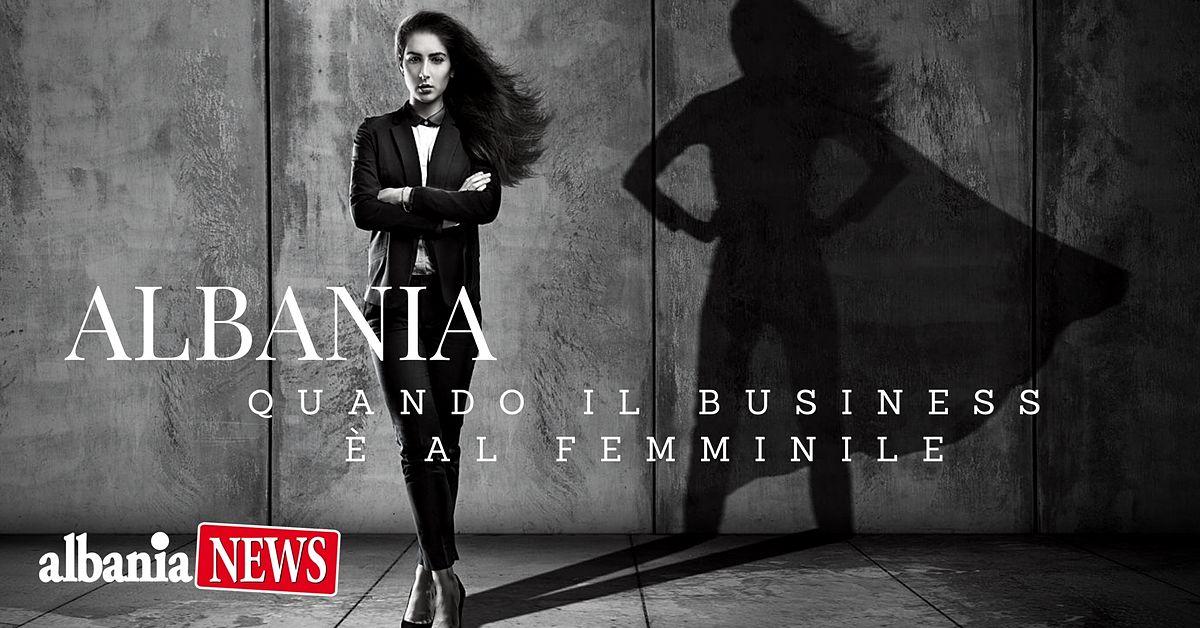 Albania Business Al Femminile