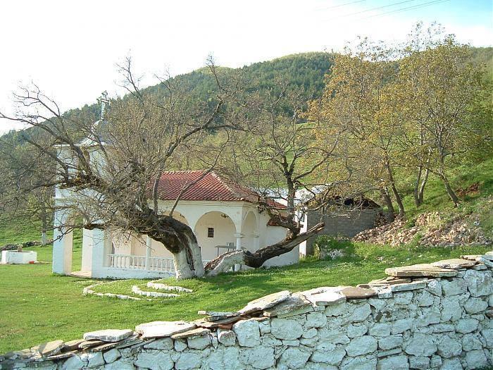 Chiesa Di Santa Marena, Pogradec, Albania