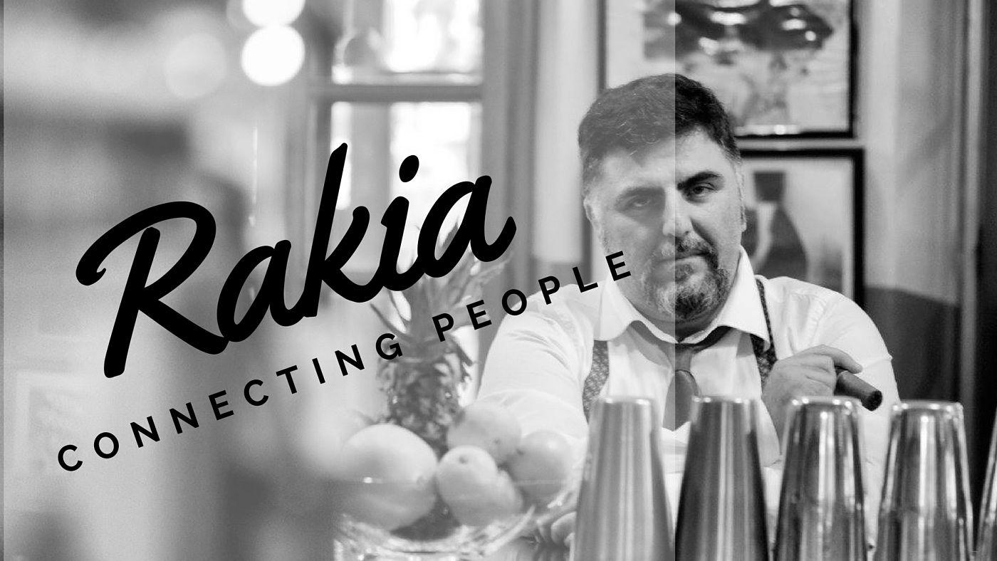 Rakia Connecting People Alcool In Albania