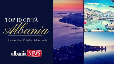 Top 10 Città In Albania