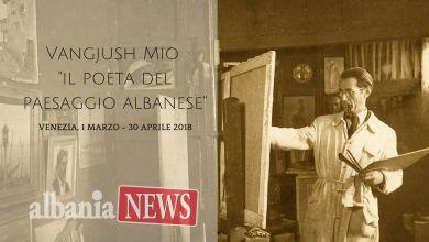 Vangjush Mio A Venezia 2018